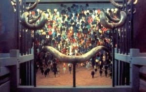 Instalação Bovinocultura: a sociedade do boi - 1971