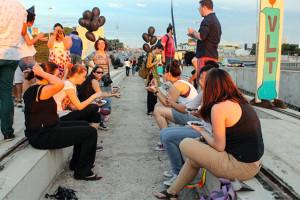 Vozes Livres sobre Tralhas A comemoração às avessas do natimorto VLT